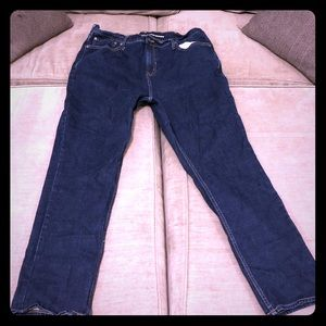 Old navy blue jeans 40/32 new